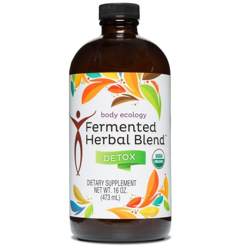 Body Ecology Canada Fermented Herbal Blend - Detox