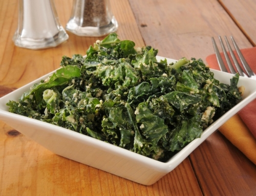 Not Your Typical Kale Salad!  This Kale & Sundried Tomato Salad Is SOOO Tasty!