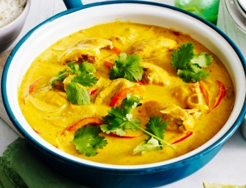 "This ""Mango Chicken Curry"" could help keep your chronic inflammation at bay…"