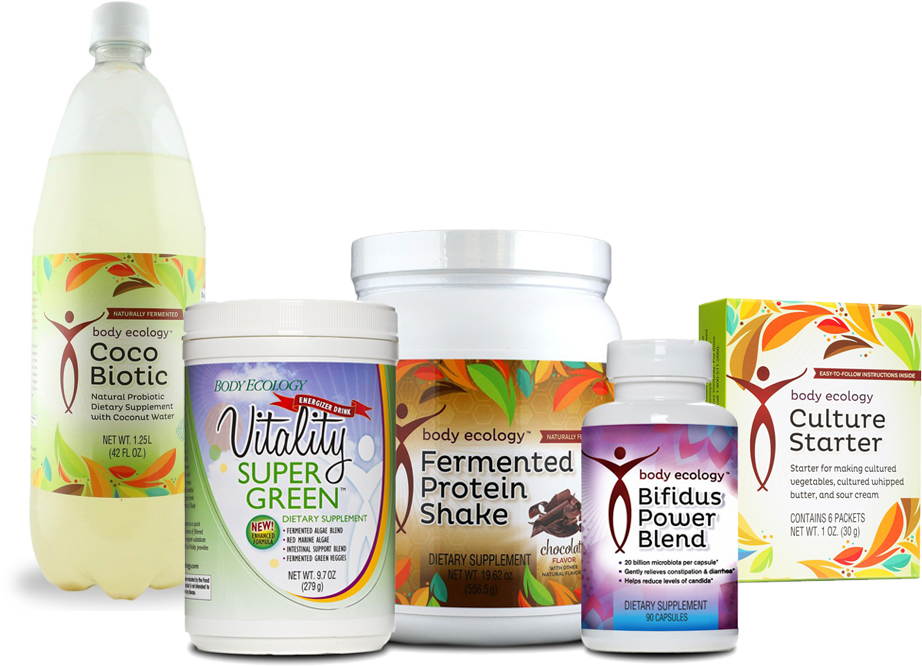 Buy Body Ecology Products Canada
