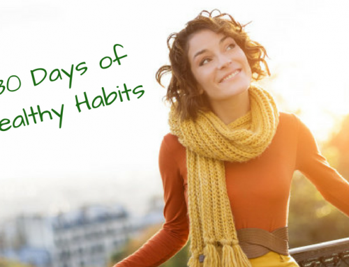 Free Health Challenge: 30 Days Of Healthy Habits!