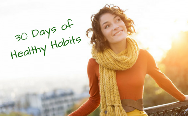 30 Days of Healthy Habits