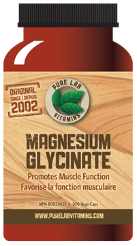 Pure Labs Magnesium Glycinate